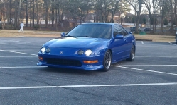 1999 Acura Integra on 1999 Acura Integra Ls Sport Coupe 2d   Stockbridge  Ga Owned By