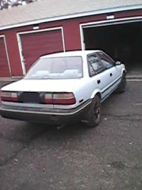 Another mowlow509 1989 Toyota Corolla post... - 14980951