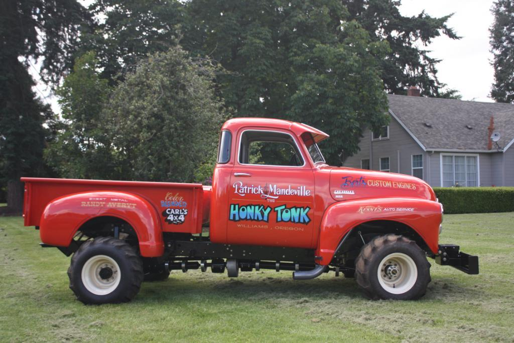 1953 Chevrolet C/K Pick-Up