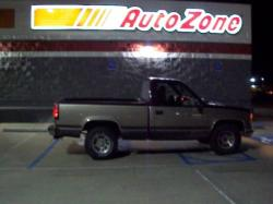 cupples4x4s 1997 GMC Sierra 1500 Regular Cab