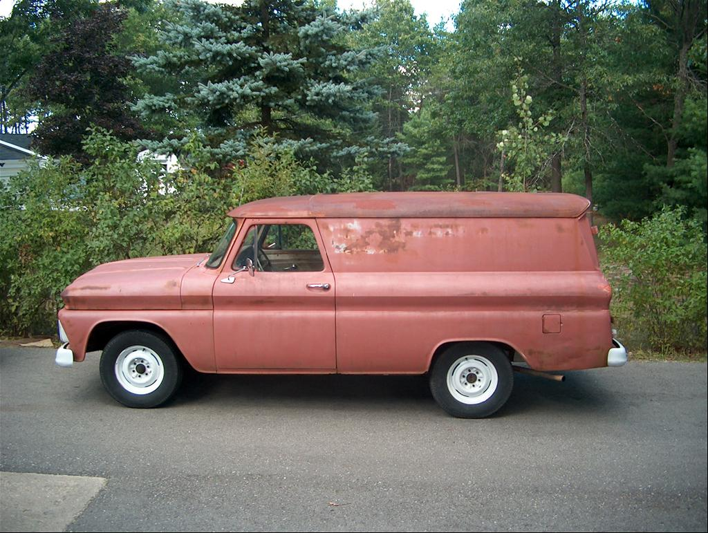 1966 Chevrolet Panel Van - Oscoda, MI owned by paneldude1 Page:1 at