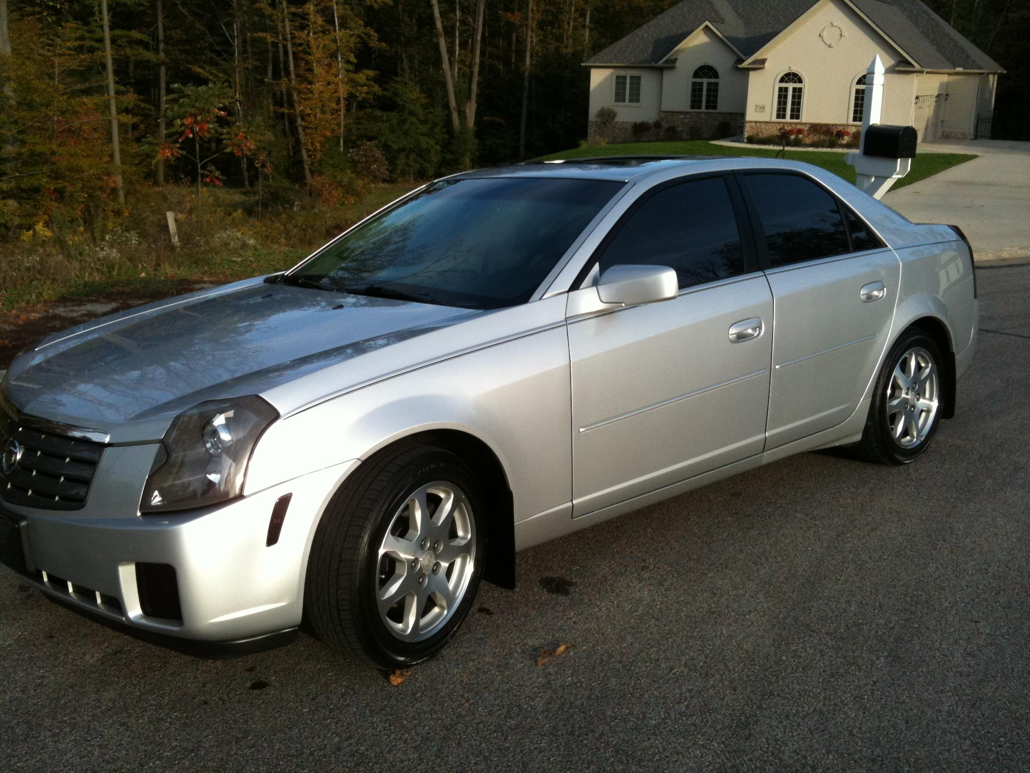 zacklakatos 2003 cadillac ctssedan 4d specs photos. Black Bedroom Furniture Sets. Home Design Ideas