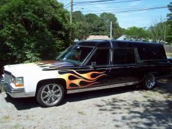 HearseCollectors 1988 Cadillac Fleetwood
