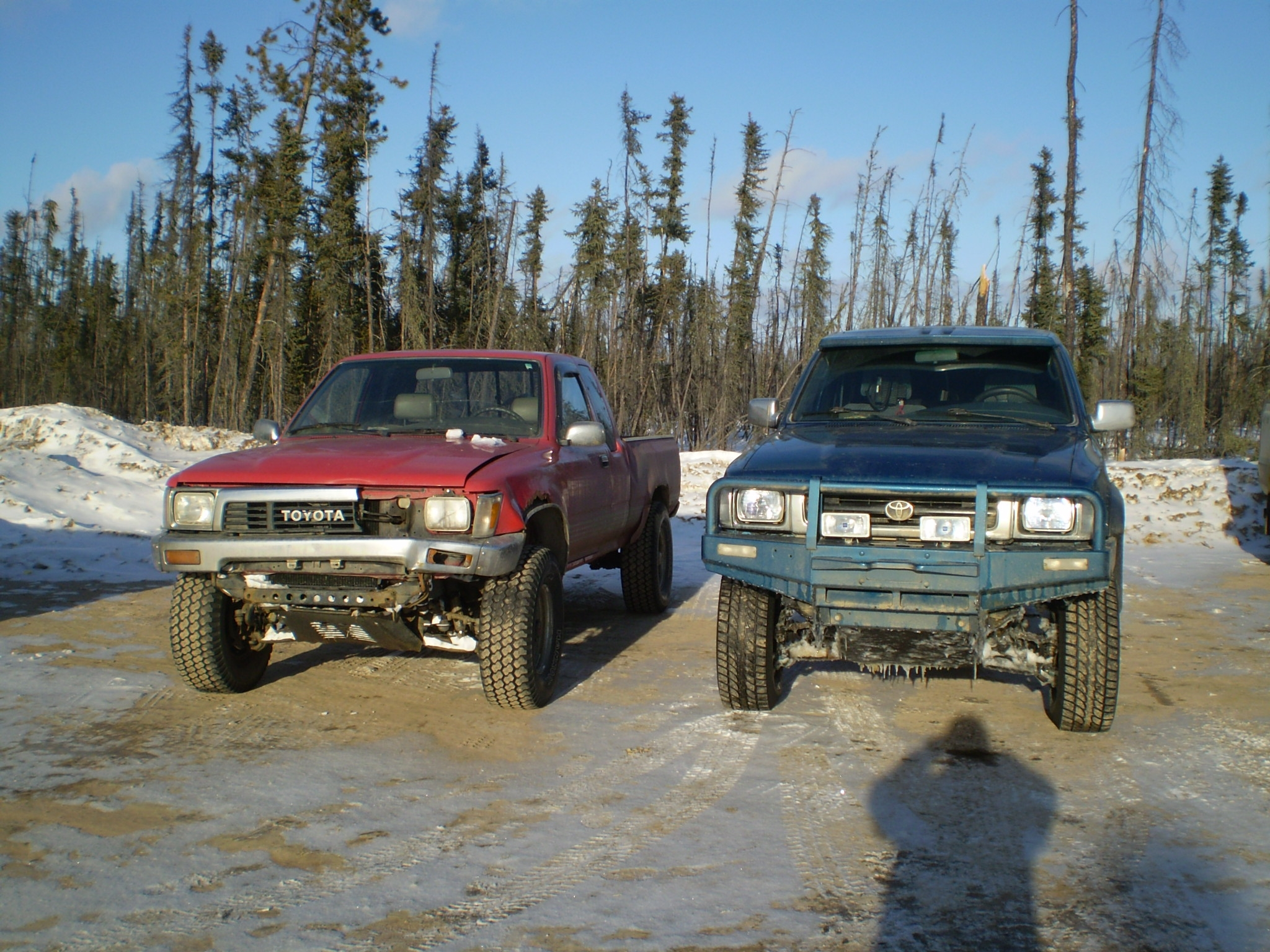 Another BerrWerr 1993 Toyota Tacoma Xtra Cab post... - 14982837