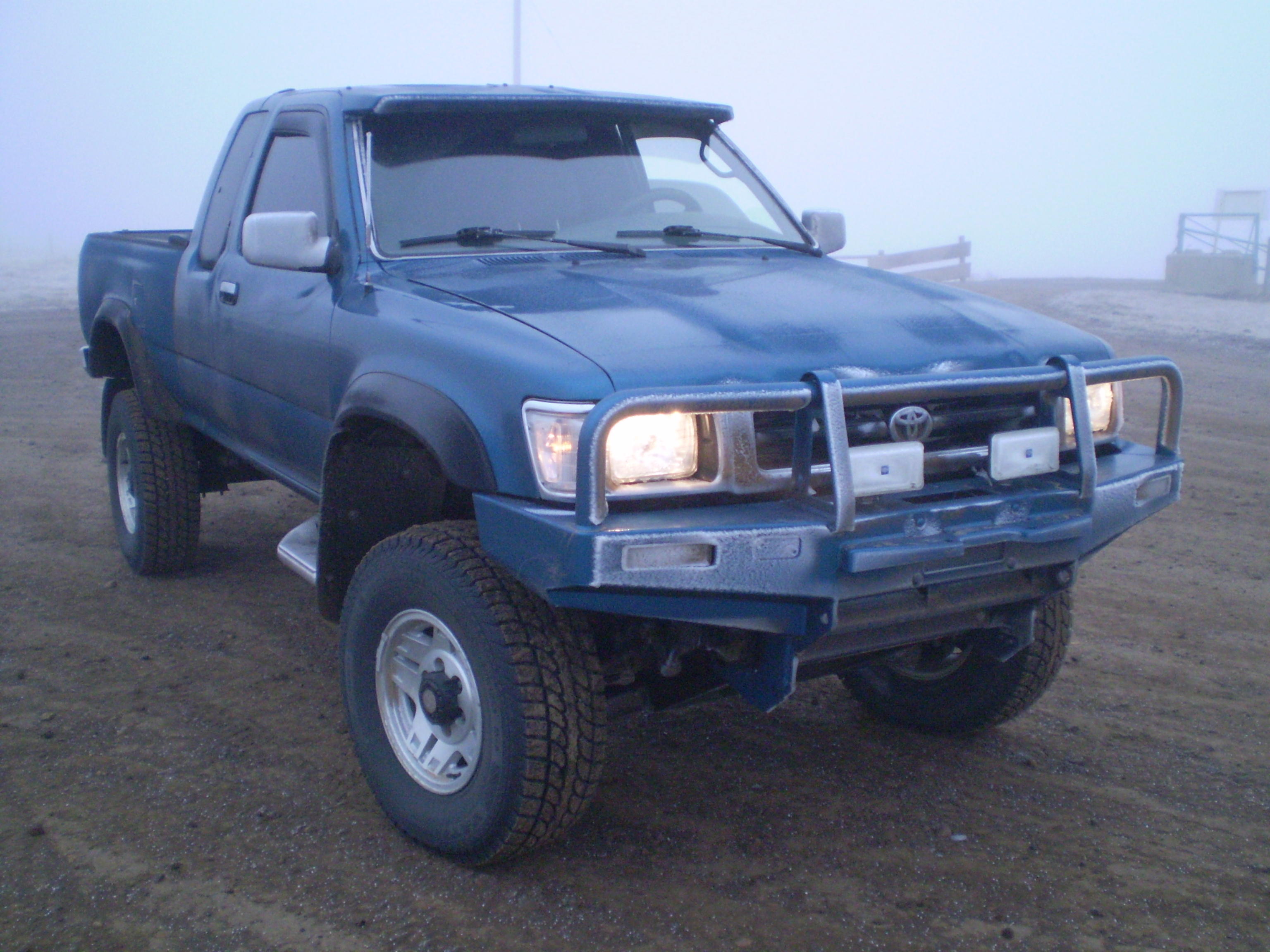Another BerrWerr 1993 Toyota Tacoma Xtra Cab post... - 14982847