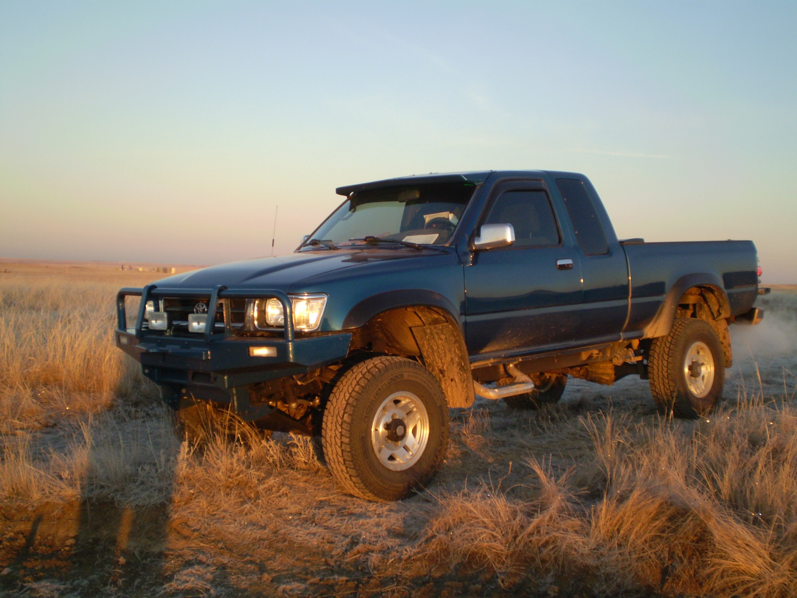 Another BerrWerr 1993 Toyota Tacoma Xtra Cab post... - 14982849