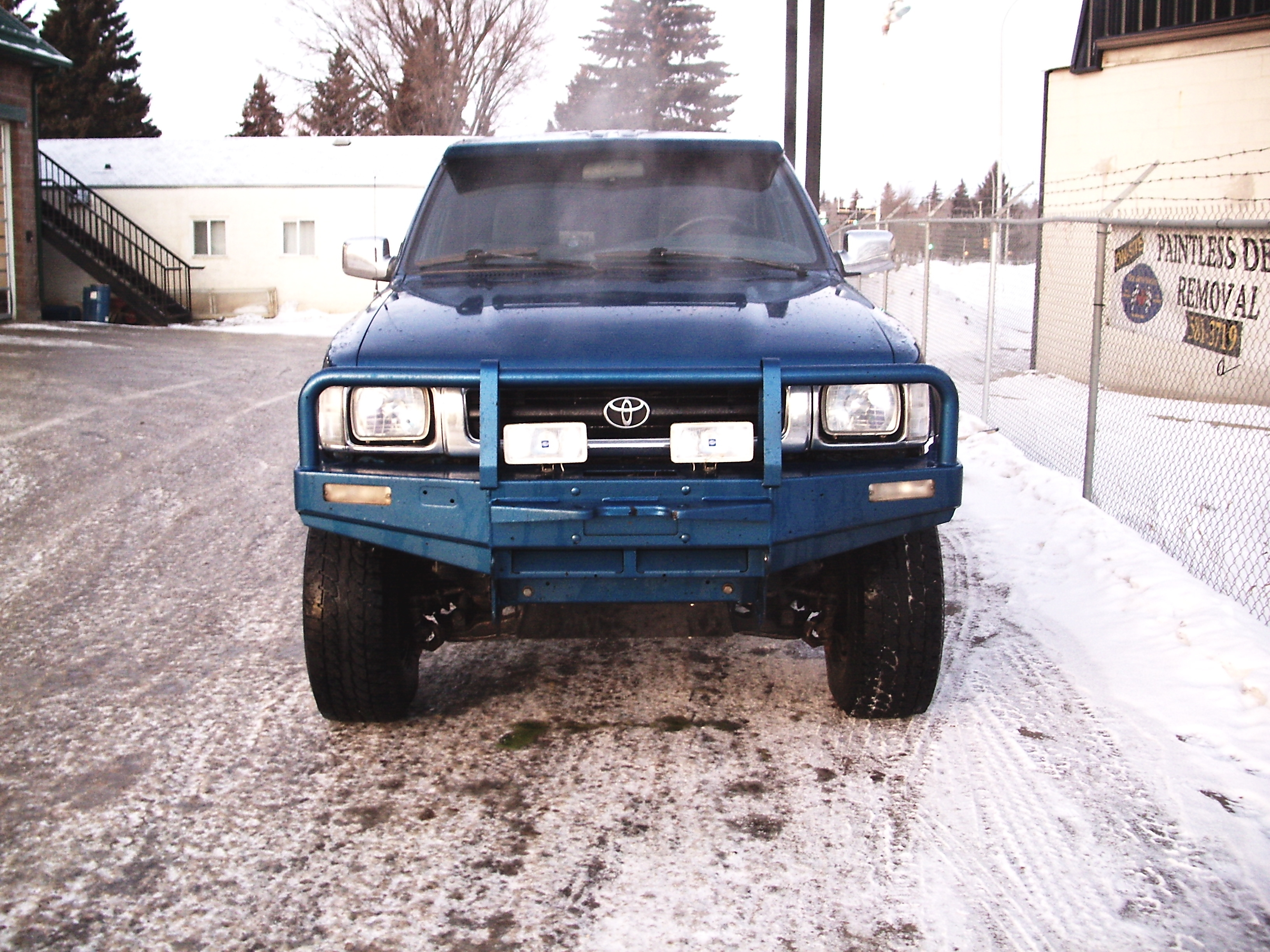 Another BerrWerr 1993 Toyota Tacoma Xtra Cab post... - 14982860