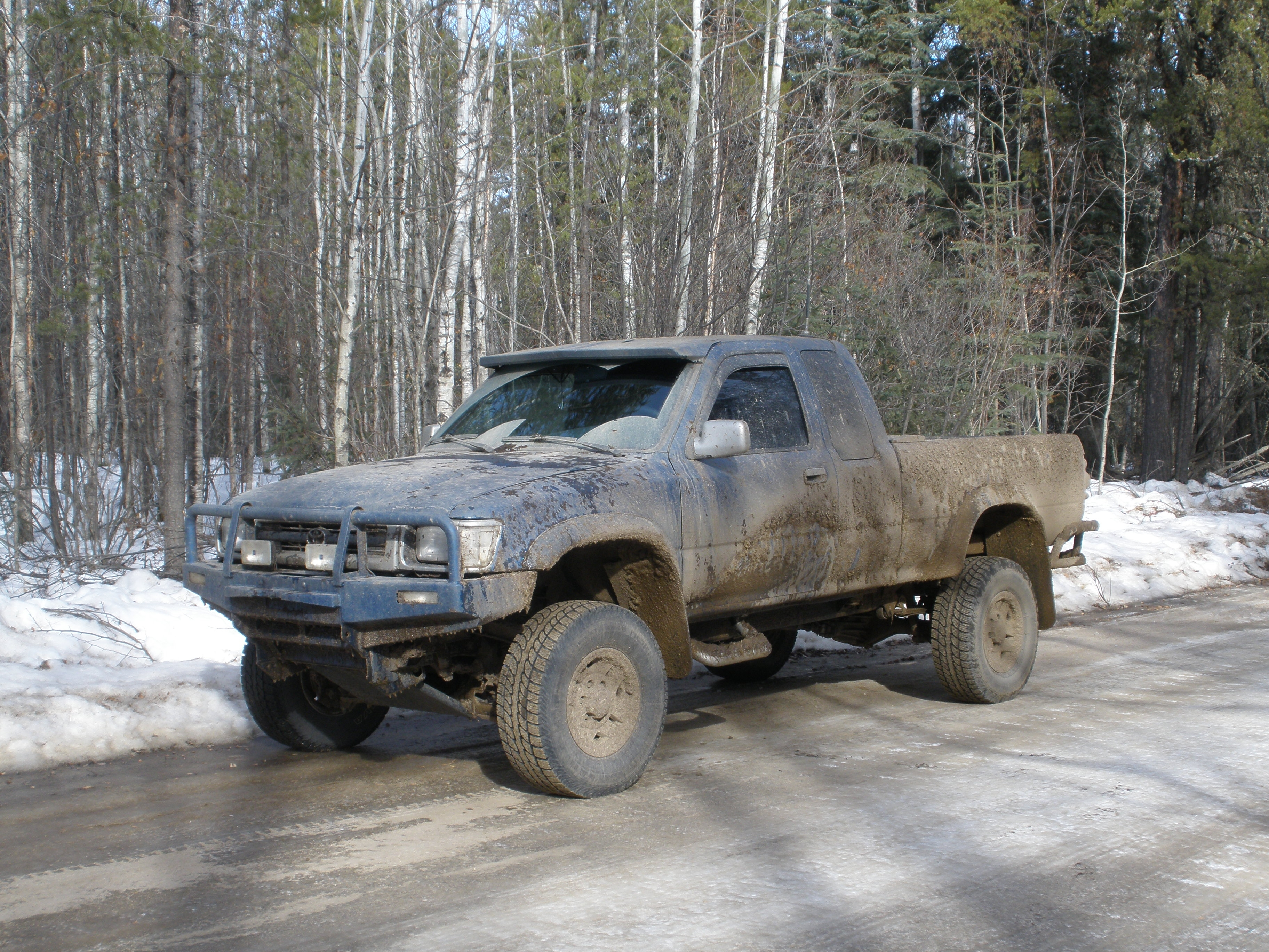 Another BerrWerr 1993 Toyota Tacoma Xtra Cab post... - 14982876