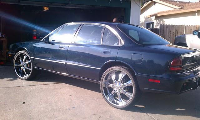 Another youngg707 1998 Oldsmobile 88 post... - 14982986