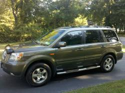 gtrrocks5s 2006 Honda Pilot