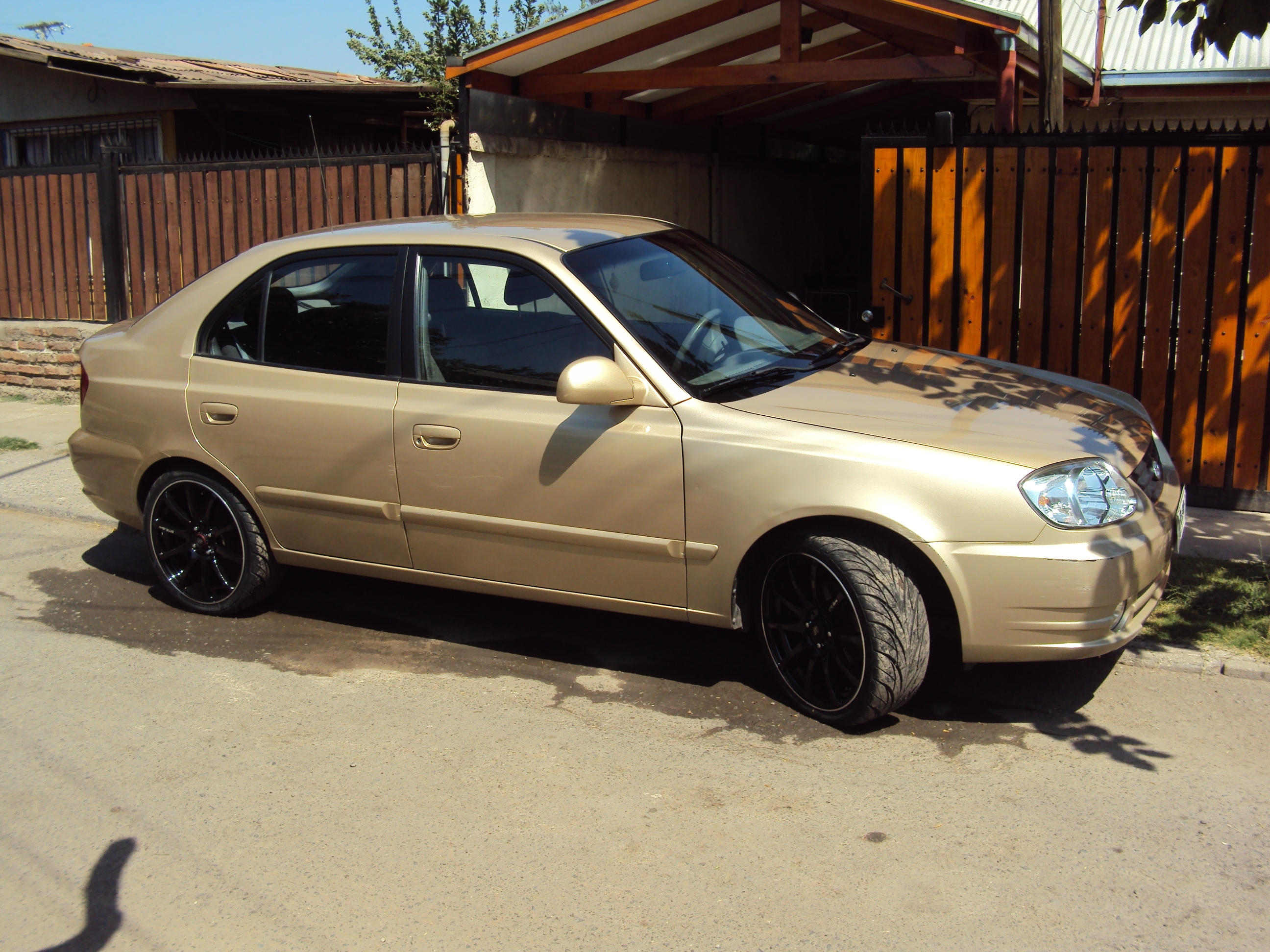 Another boxerpower 2005 Hyundai Accent post... - 14981430