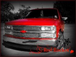 Red95LS1s 1995 Chevrolet 1500 Extended Cab