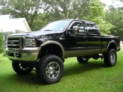 02216412 2006 Ford F250 Super Duty Crew Cab