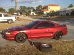 mhedrick 1998 Ford Mustang