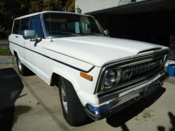 DionT 1978 Jeep Wagoneer