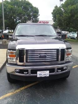 Redrocketbird 2008 Ford F250 Super Duty Crew Cab