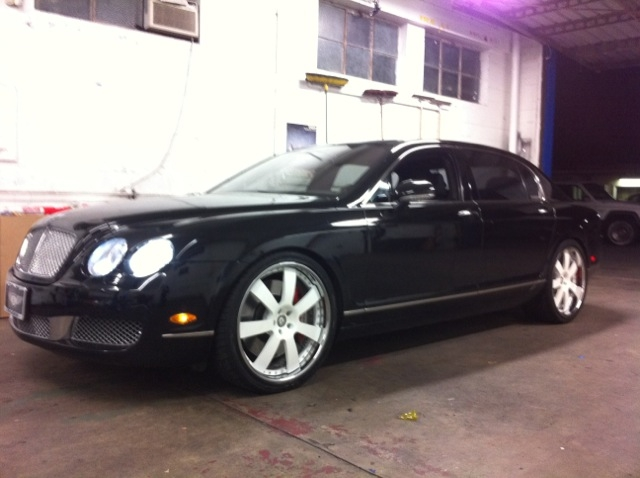 Another Promaxmotorsport 2007 Bentley Continental Flying Spur post... - 14985069