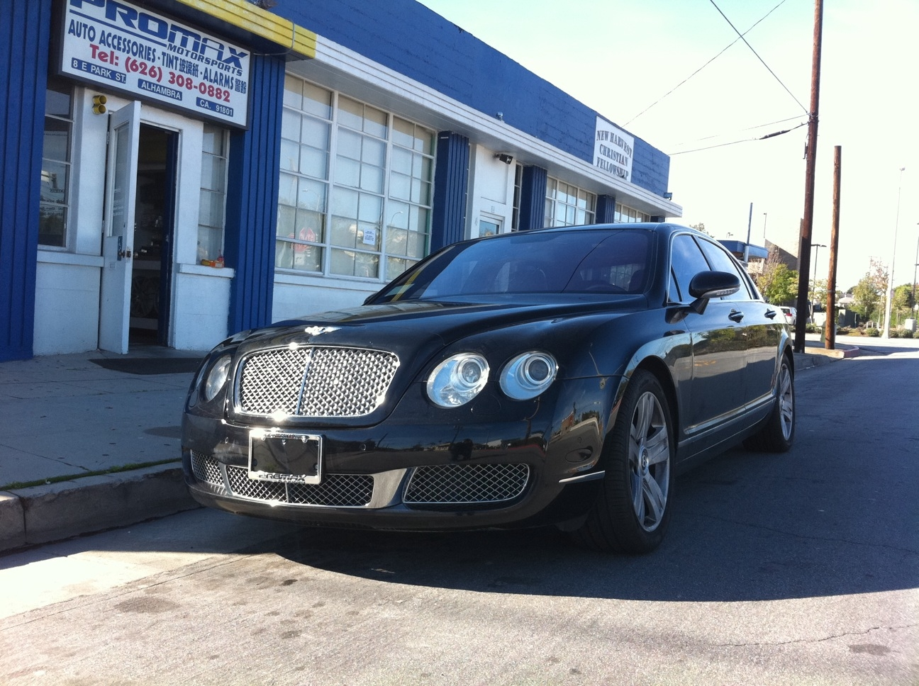 Another Promaxmotorsport 2007 Bentley Continental Flying Spur post... - 14985071