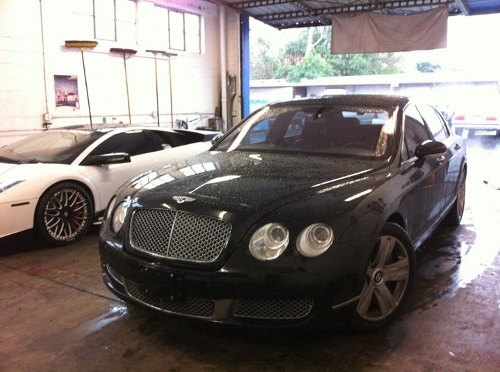 Another Promaxmotorsport 2007 Bentley Continental Flying Spur post... - 14985080