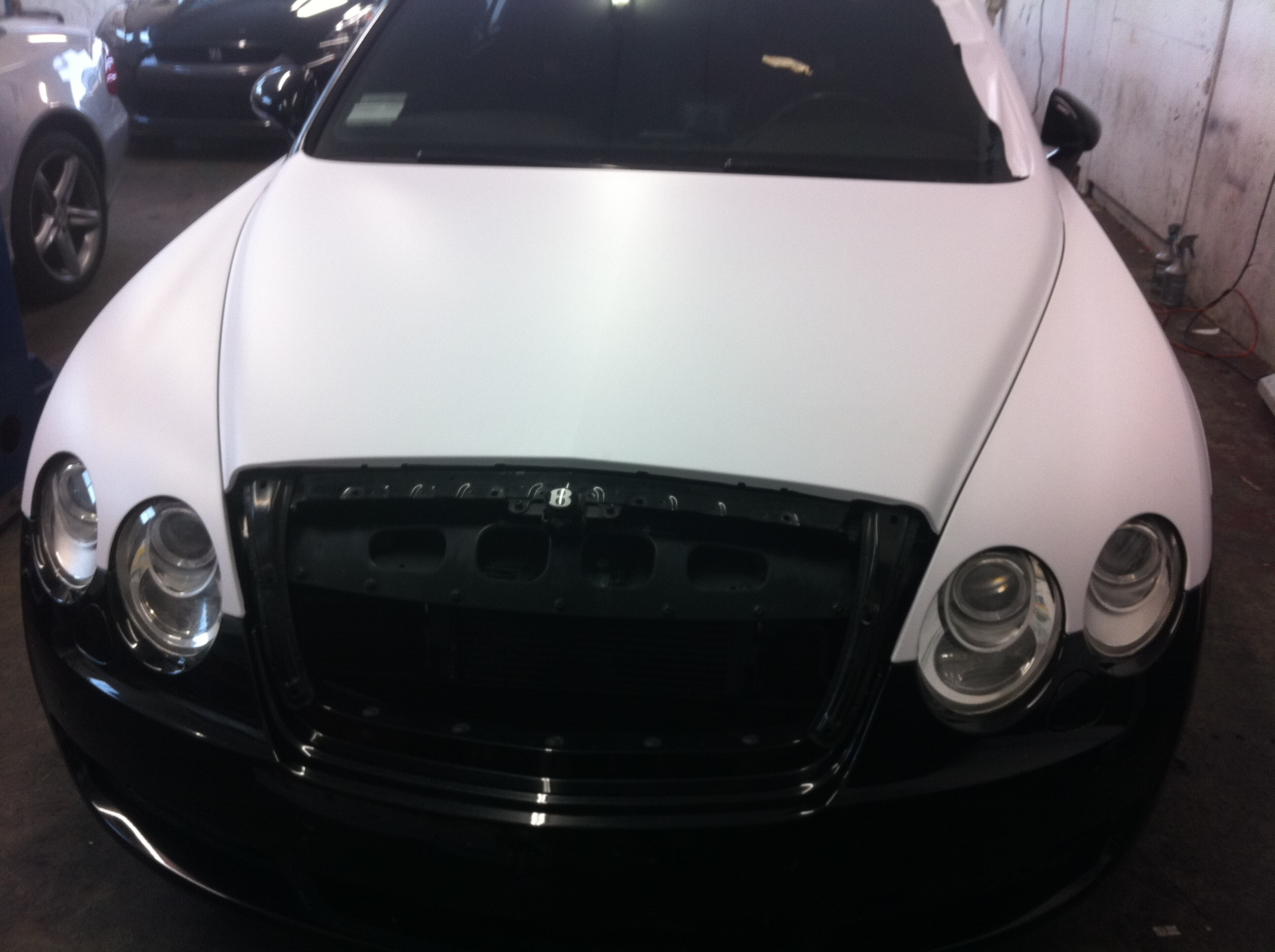 Another Promaxmotorsport 2007 Bentley Continental Flying Spur post... - 14985092