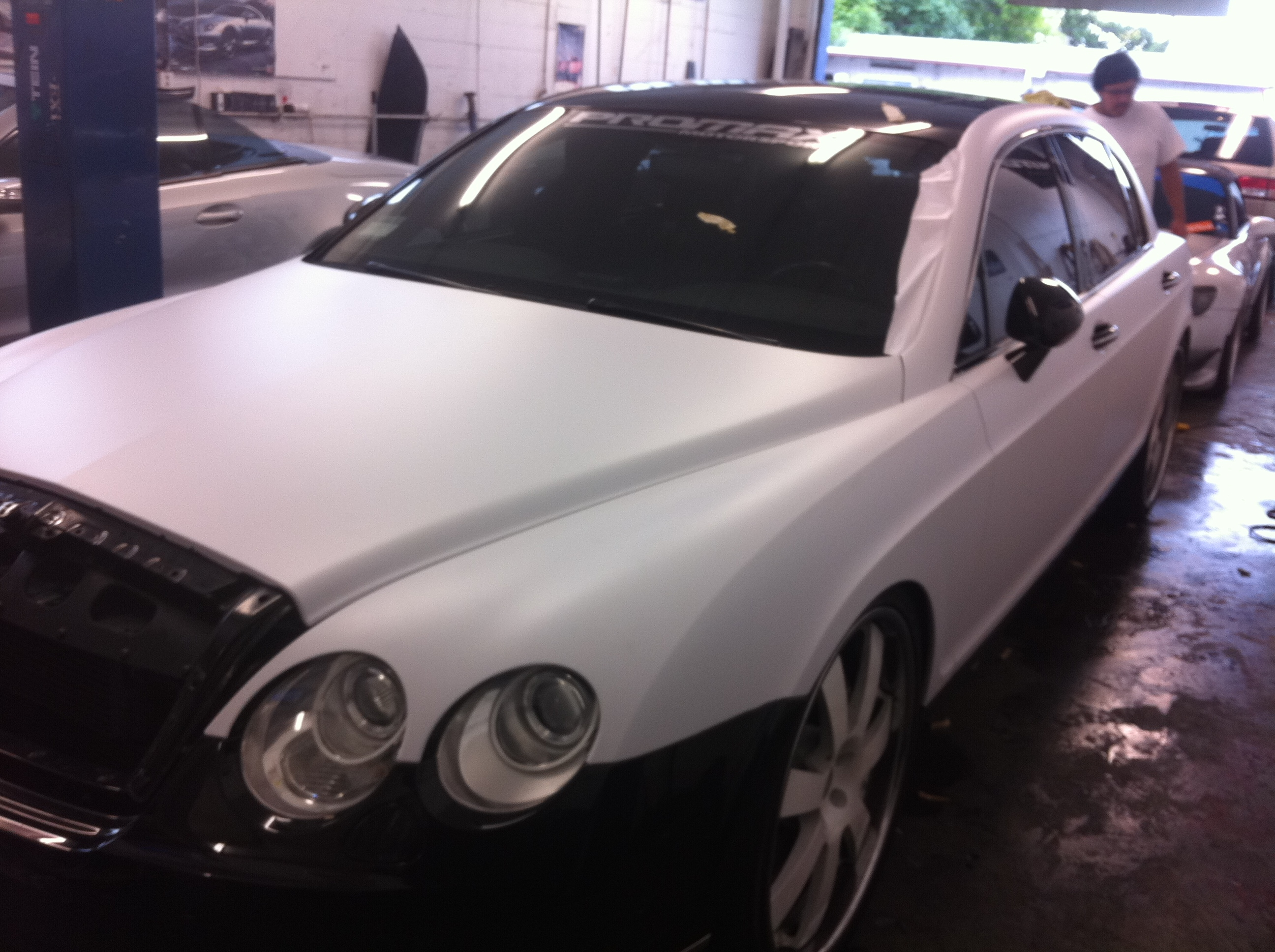Another Promaxmotorsport 2007 Bentley Continental Flying Spur post... - 14985093