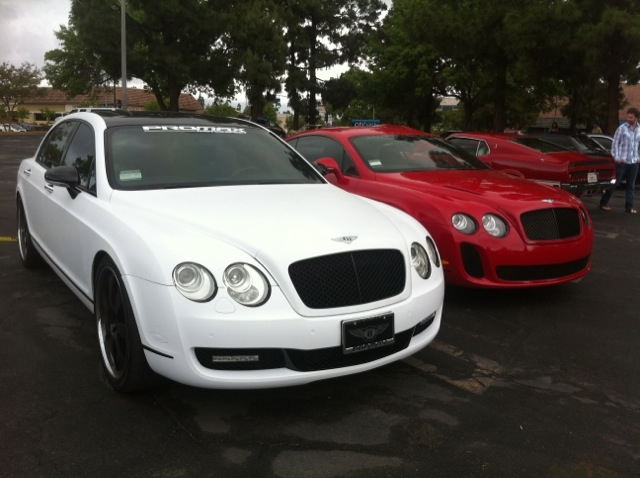 Another Promaxmotorsport 2007 Bentley Continental Flying Spur post... - 14985095