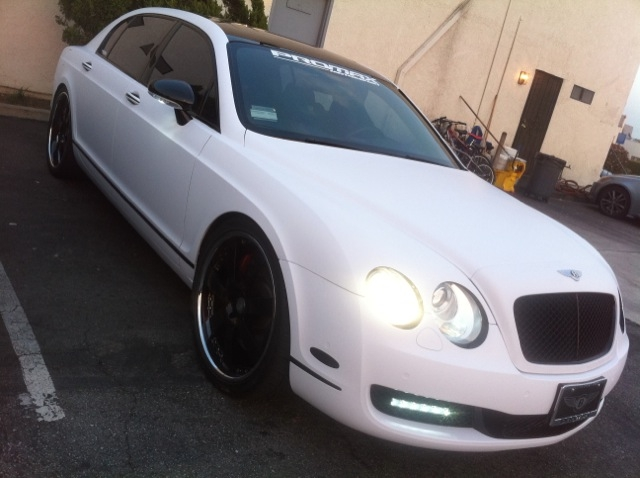 Another Promaxmotorsport 2007 Bentley Continental Flying Spur post... - 14985099