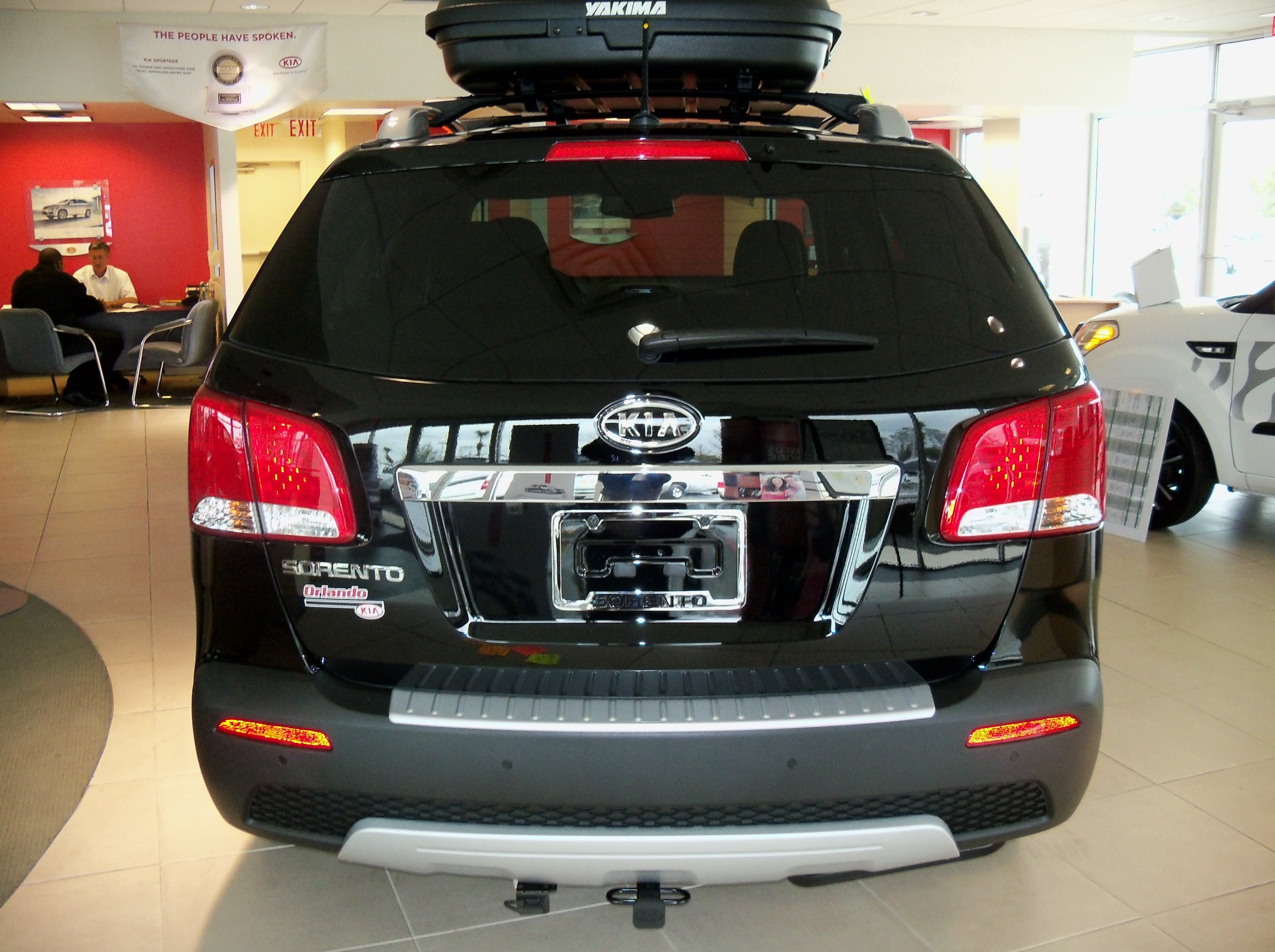 Another eastorlandokia 2011 Kia Sorento post... - 14987140