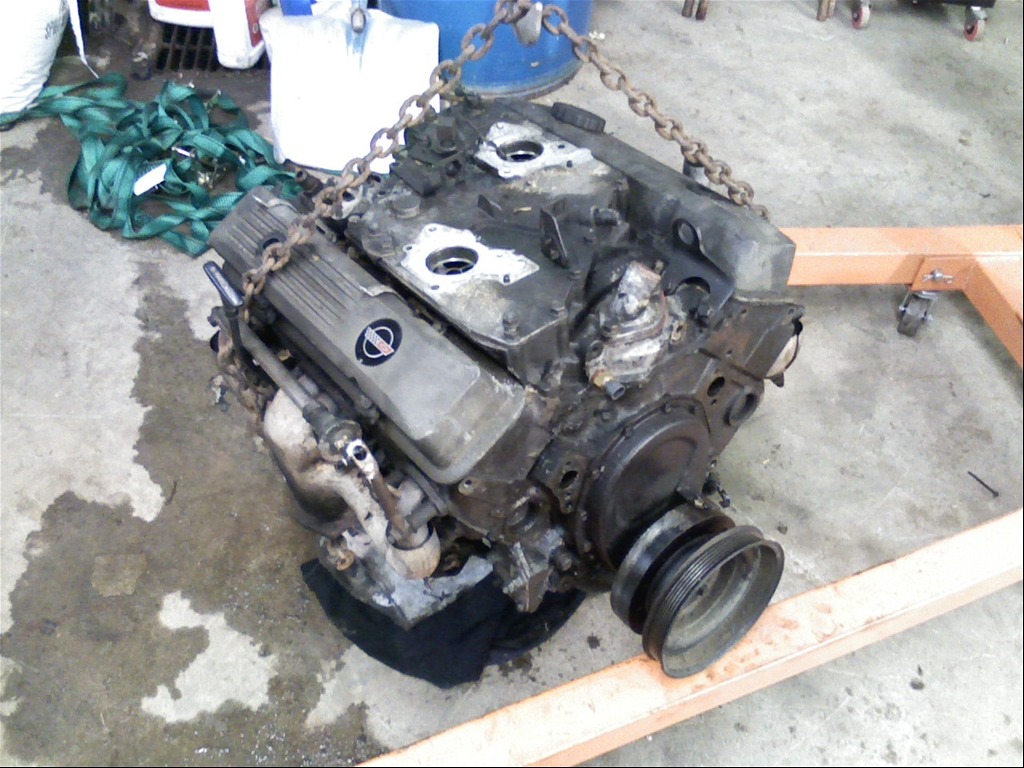 3b28a08ff561af5daa0962e03cfb478eon 1984 Corvette Crossfire Injection Engine