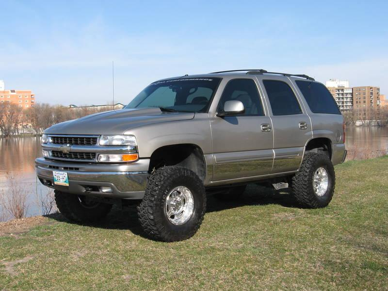 Outlawsports 2000 Chevrolet Tahoe Specs Photos