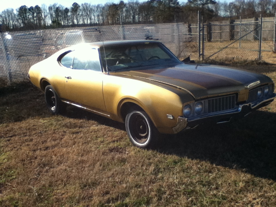 Toyota Of Greenville Nc >> Cutt80dog 1969 Oldsmobile Cutlass Supreme Specs, Photos ...