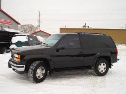 OutlawSportss 1996 GMC Yukon