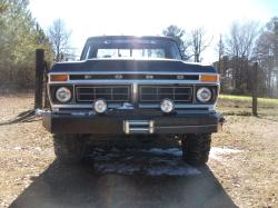 joshscott07 1977 Ford F150 Regular Cab