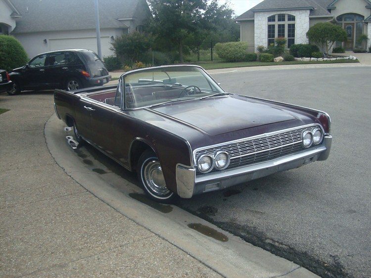 terry's Lincoln Continental