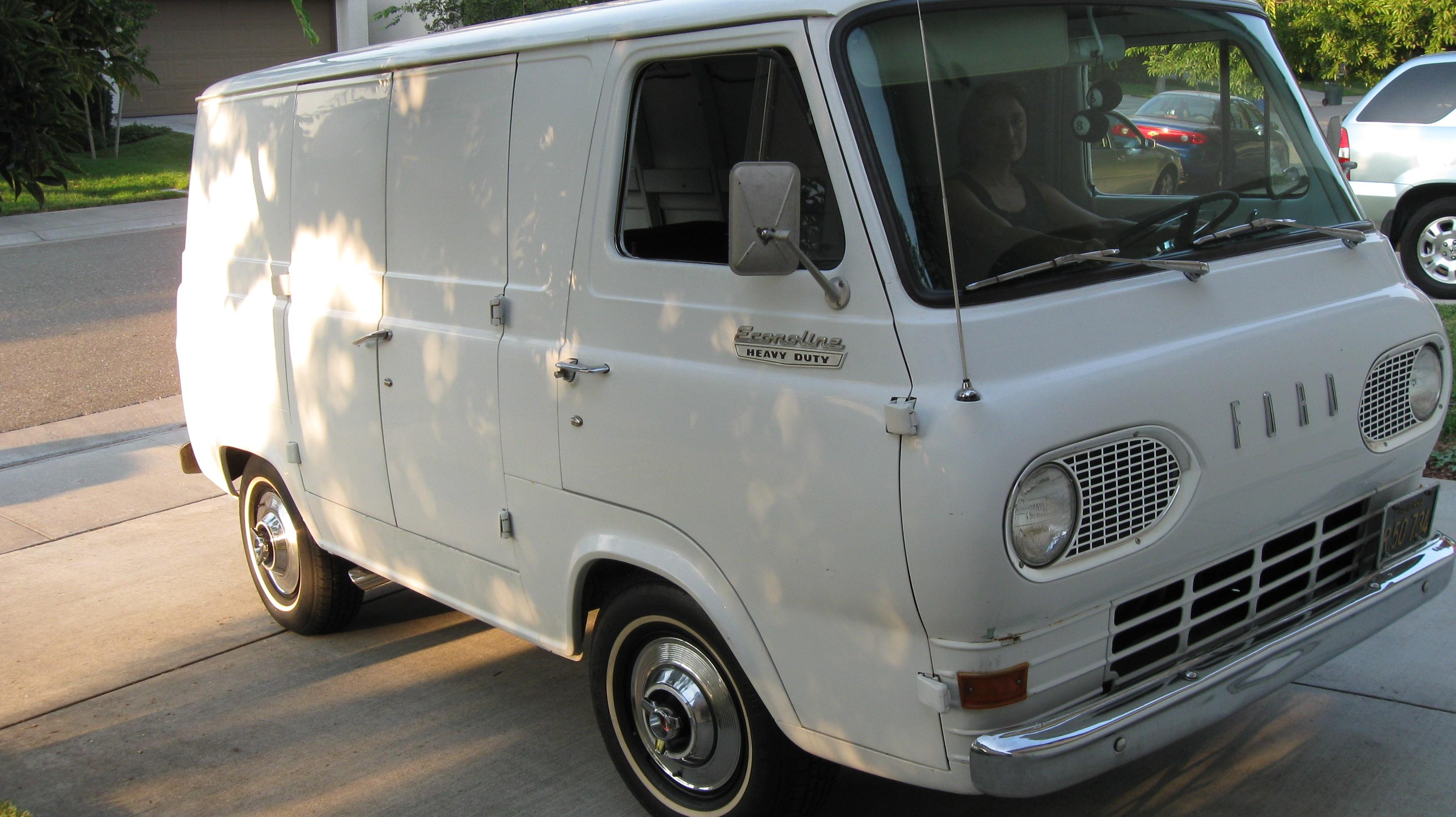 65econoline's 1965 Ford E150 Super Duty Cargo