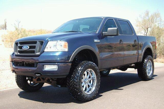 booberdee 2004 ford f150 supercrew cabfx4 styleside pickup 4d 5 1 2 ft specs photos. Black Bedroom Furniture Sets. Home Design Ideas