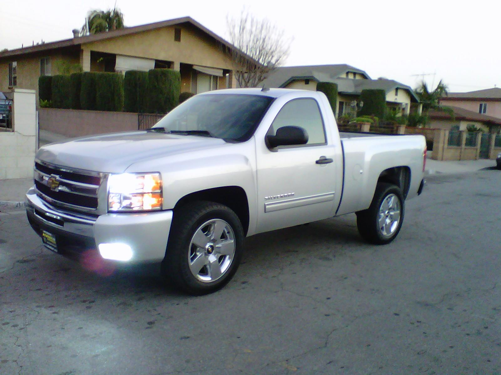 2011 chevrolet 1500 regular cab