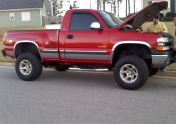 1993chevyz71s 1999 Chevrolet 1500 Regular Cab