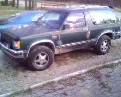 IamTKproductionss 1985 GMC Jimmy