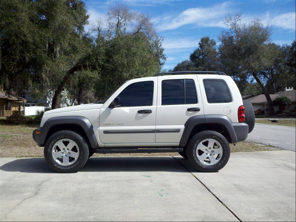 towens31 39 s 2002 jeep liberty sport utility 4d in lakeland fl. Black Bedroom Furniture Sets. Home Design Ideas
