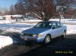 indianaacclaim 1991 Plymouth Acclaim