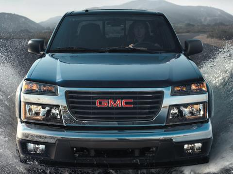 canyoncruzing's 2011 GMC Canyon Crew Cab