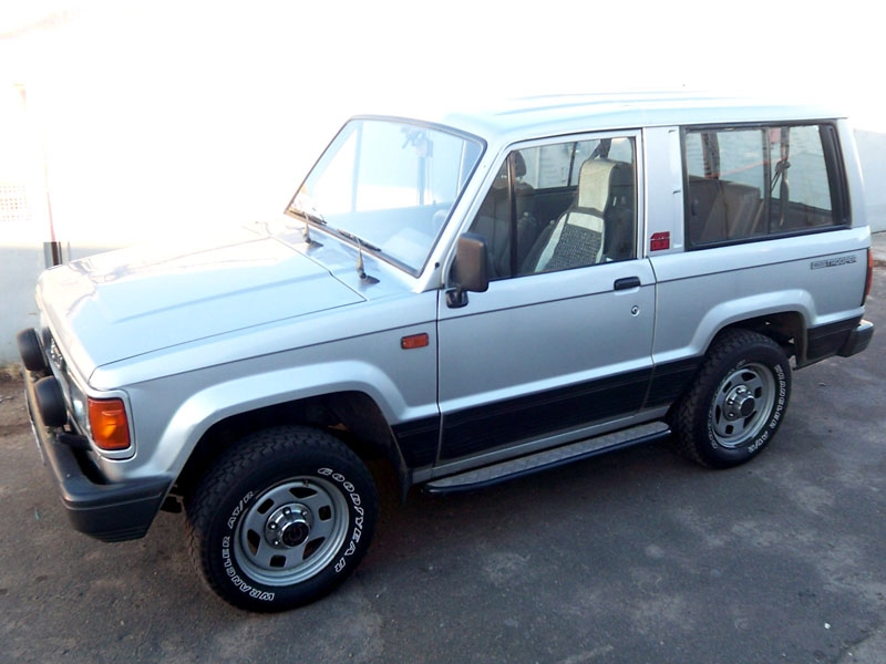 i_t_f_i 1989 isuzu trooper ii specs, photos, modification info at