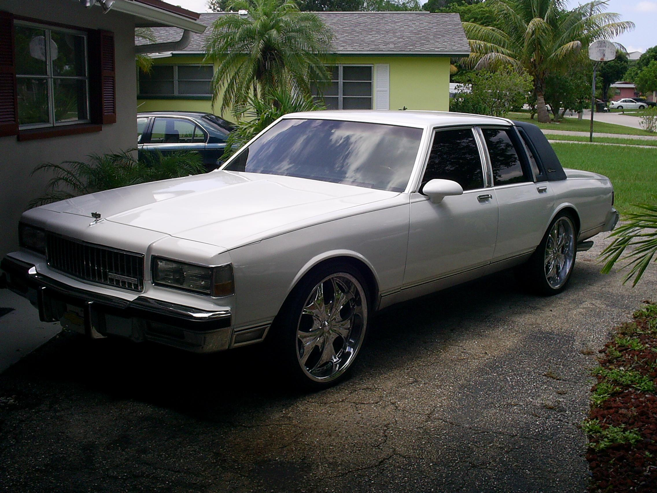 Another wilbert222 1989 Chevrolet Caprice Classic post... - 14989676