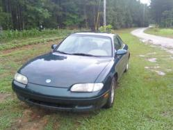 Messyswindler 1995 Mazda MX-6