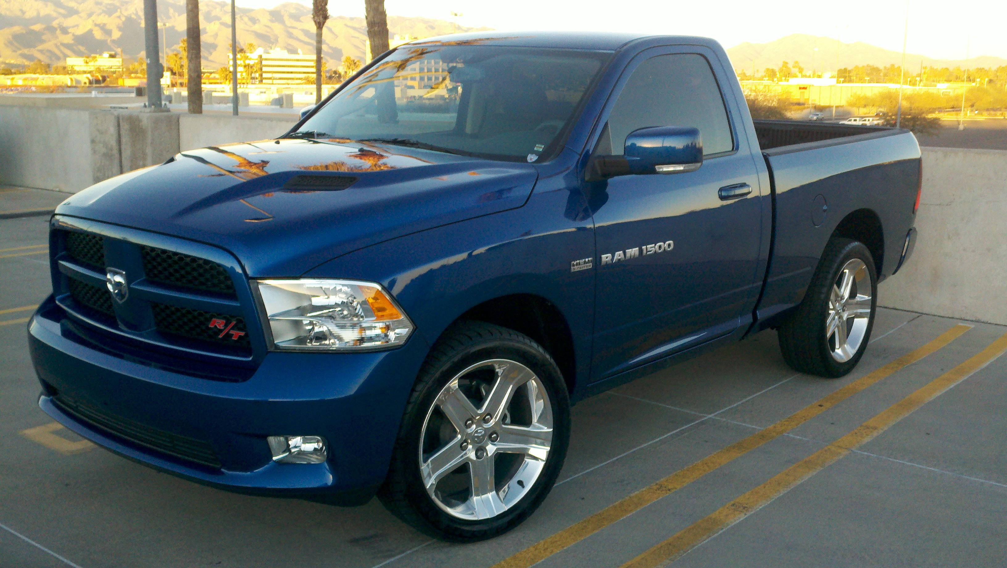 LukeJohnRogers 2011 Dodge Ram 1500 Regular Cab Specs, Photos, Modification Info at CarDomain