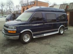BIG-BLOCK-CHEVY 2003 Chevrolet Express 1500 Cargo