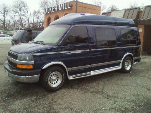 rmcts 2003 chevrolet express 1500 cargo specs photos. Black Bedroom Furniture Sets. Home Design Ideas