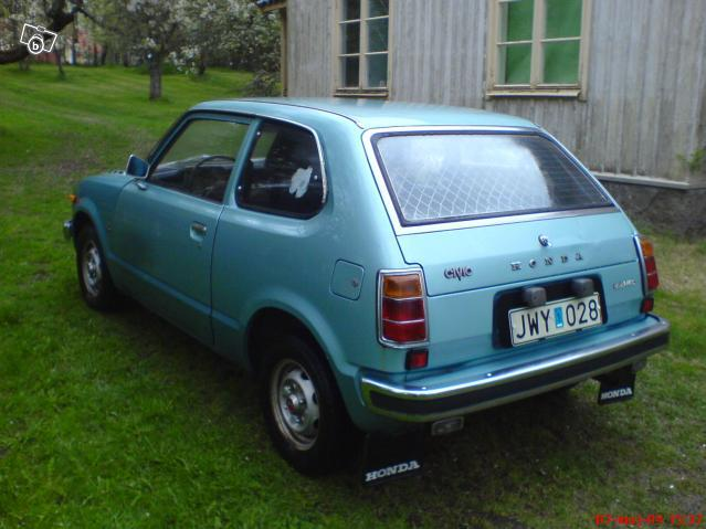 RalphEvert 1976 Honda Civic Specs, Photos, Modification Info at CarDomain