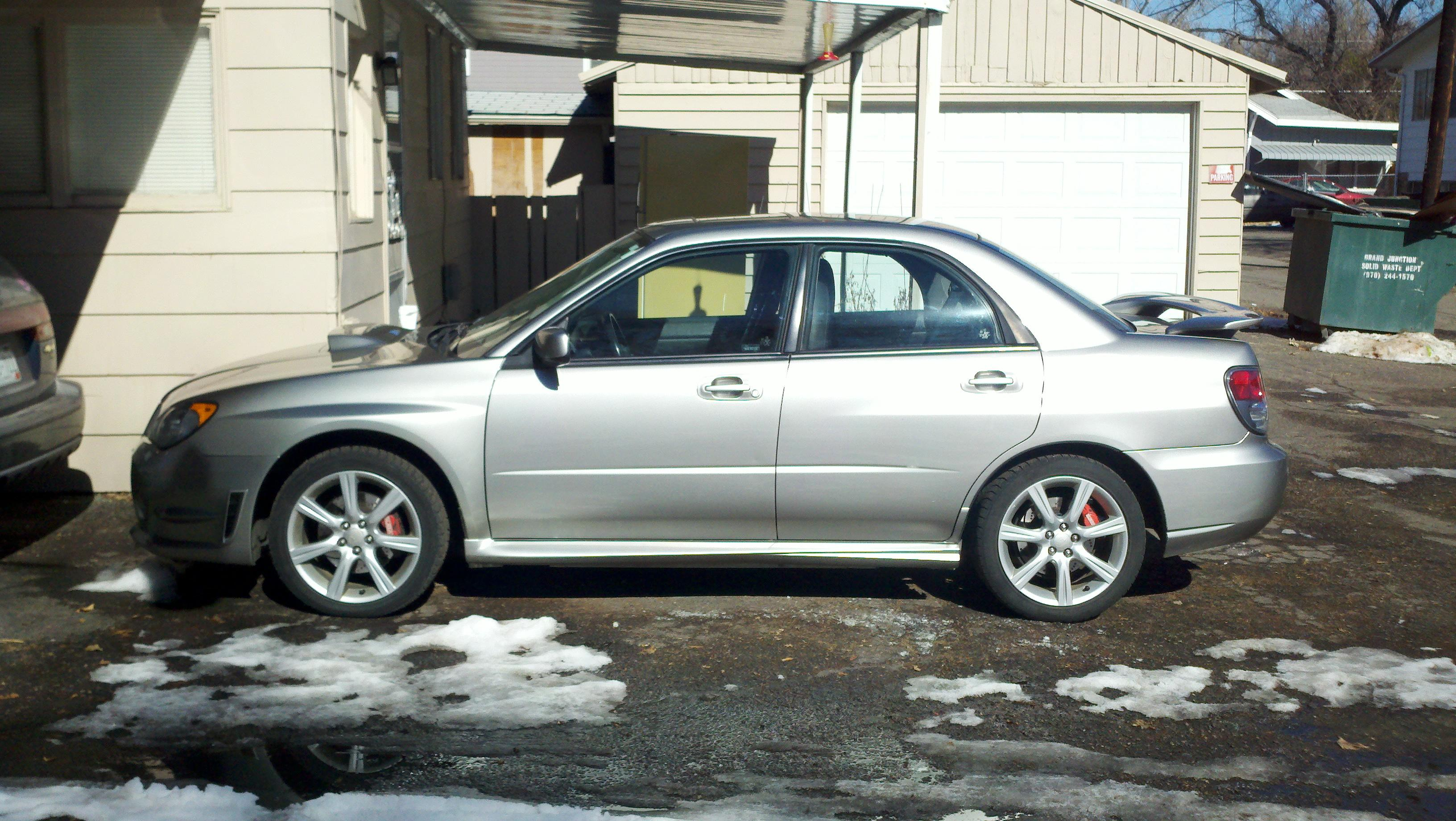 michriemann 2006 subaru imprezawrx limited sedan 4d specs photos modification info at cardomain. Black Bedroom Furniture Sets. Home Design Ideas